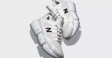 Jaden Smith's Latest New Balance Sneaker Is As Enigmatic As Him