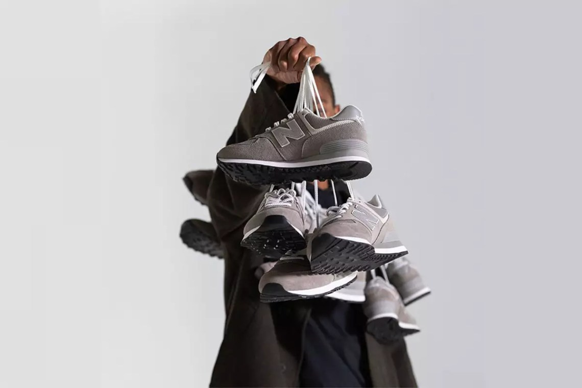 New Balance Owns the Color Grey & Here's Why