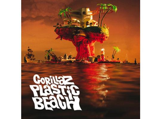 Gorillaz return with Plastic Beach  Highsnobiety