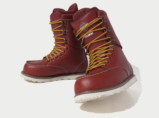 Burton x Red Wing Rover Snowboard Boots  Highsnobiety