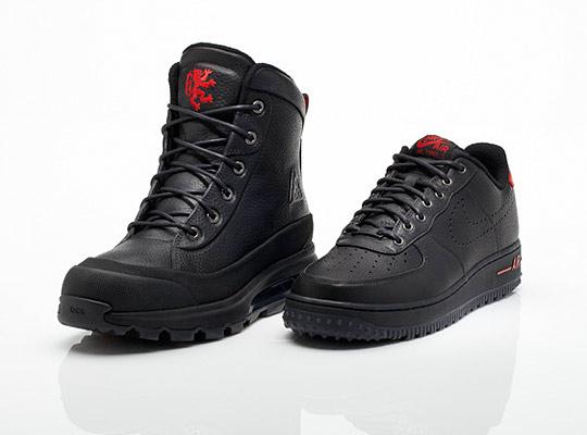 Air Max 2011 Leather Black