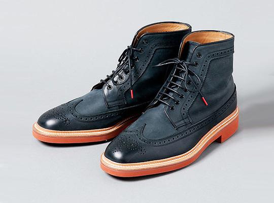 Deluxe Lude Rocker Wingtip Boots  Highsnobiety