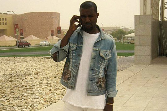 A Conversation Between The Two Wolves On Kanyes Denim