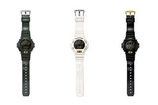 G-Shock DW-6900 Reptile Watch Pack