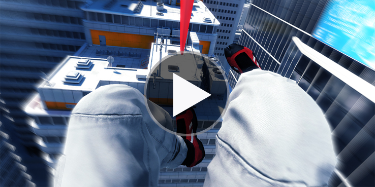Mirrors Edge Parkour POV Video by Ampisound  Highsnobiety