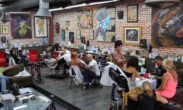10 of the Best Tattoo Parlors in the US  Highsnobiety
