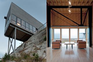 Cliff House by MackayLyons Sweetapple Architects