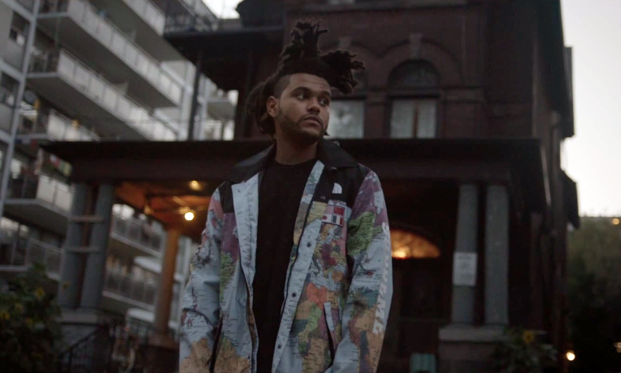 King Of The Fall Wallpaper Watch The Official Music Video For The Weeknd S Quot King Of