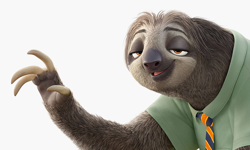 Sloths Run the DMV in the Newest Trailer for 'Zootopia' | Highsnobiety