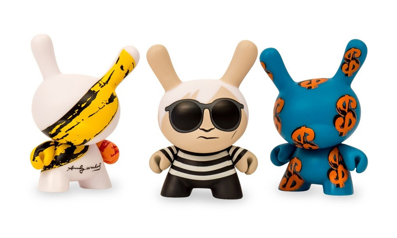Kidrobot Honors Andy Warhol With New Toys  Highsnobiety