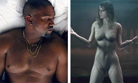 It Seems As If The Kanye West Taylor Swift Feud Comes And Goes With Each Season But As Of Last Year Thanks To Wests Famous Video Which Showcased A