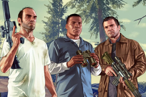 grand theft auto v most profitable 01 480x320 With 90 million units sold up til now, Grand Theft Auto V is crowned as the most successful media title of all times!
