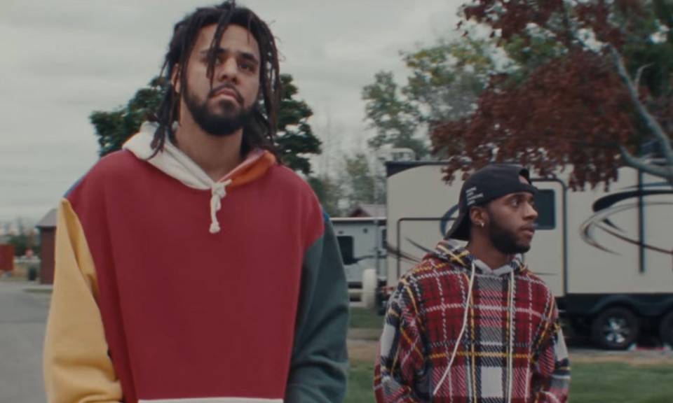 6LACK ft J Cole Pretty Little Fears Video Watch It Here