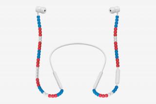 sacai Debut Jewelry-Inspired BeatsX Wireless Earphones: Shop