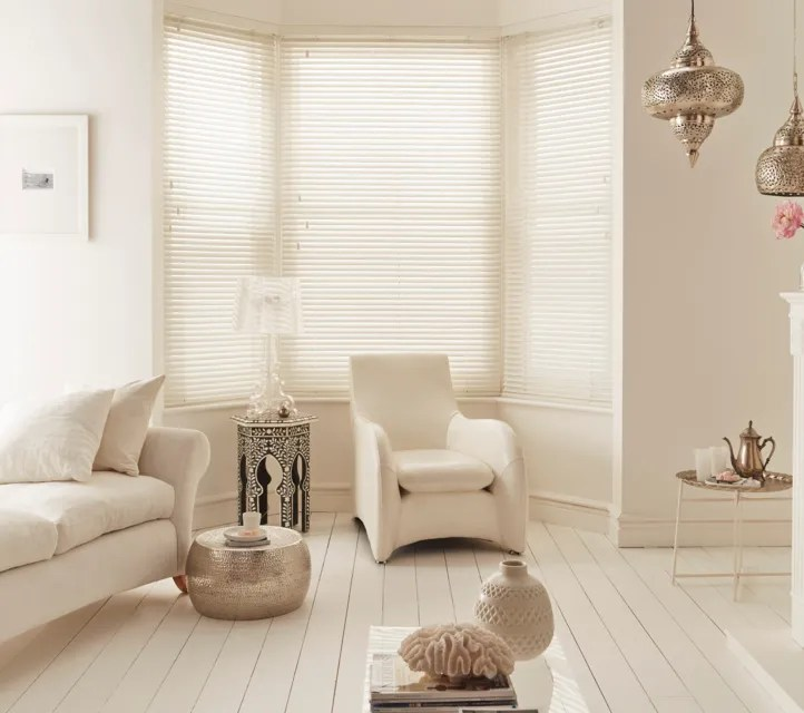 blinds for living room best color schemes rooms choose the perfect wooden your hillarys get look with