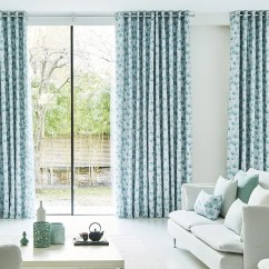How To Design Curtains For Living Room Mantel Decor Ireland Up 50 Off Hillarys Blue Honesty Mist