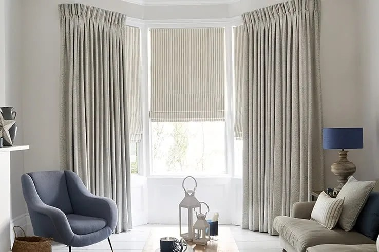 pictures curtains living room purple sofa ideas silver ireland up to 50 off hillarys grey modello pastel roman downtown blue