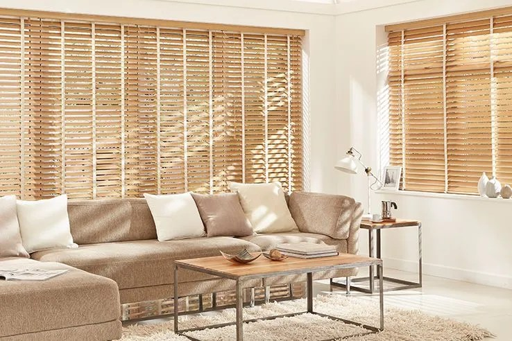 blinds for living room modern interior design black and white made to measure up 50 off hillarys a relaxed haven