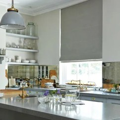 Grey Kitchen Blinds Ikea Kitchens Pictures Extra 10 Made To Measure Up 60 Off Hillarys