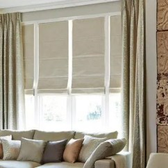 Blinds For Living Room With Curtains Ideas Brown Leather Sofas 50 Sale Now On Window