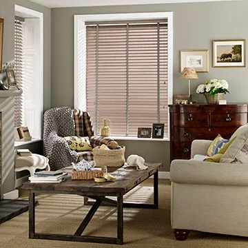 window blinds for living room curtains with brown furniture blind ideas hillarys wooden rooms