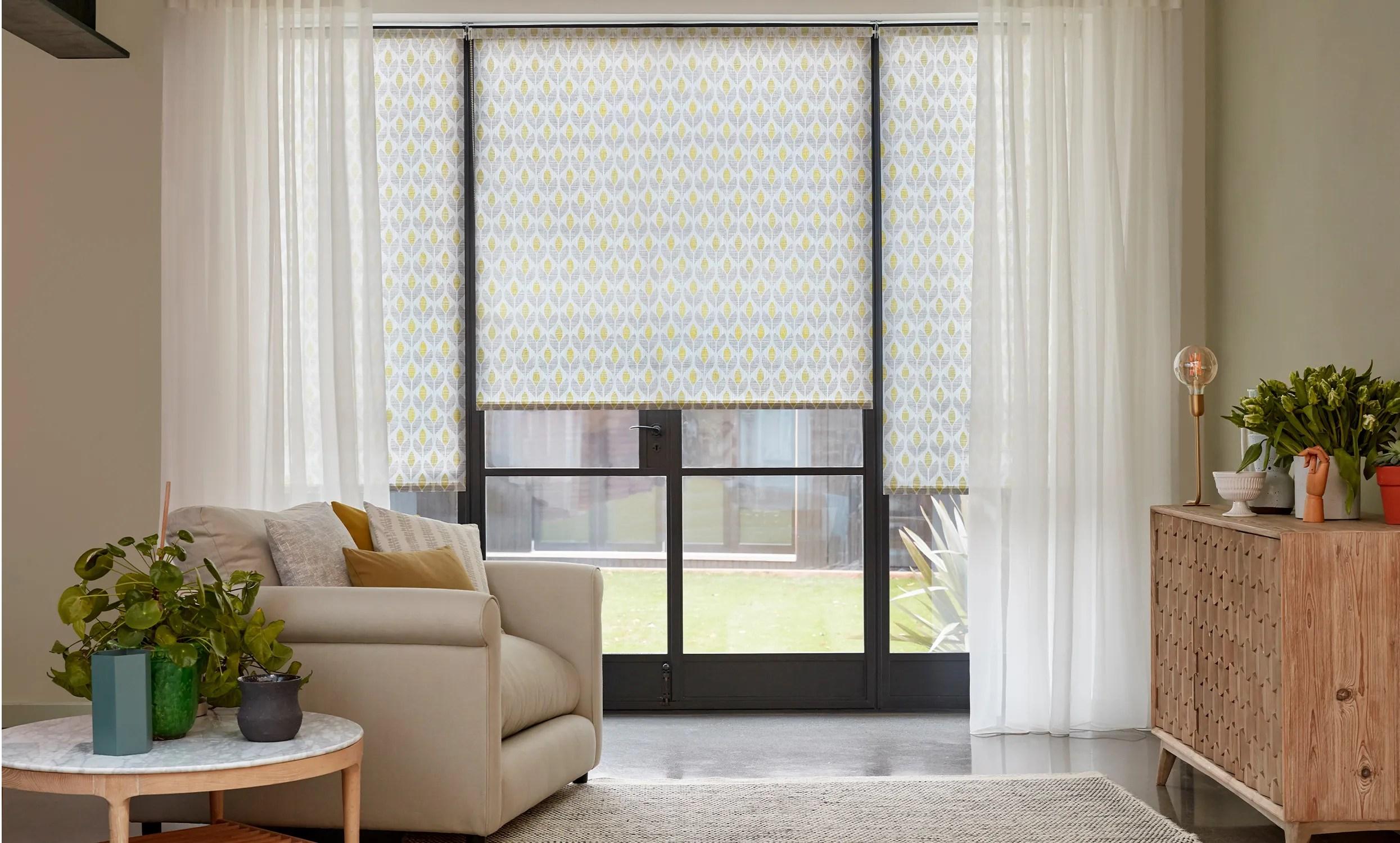 best blinds for patio doors
