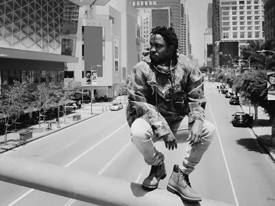 Terrace Martin Kendrick Lamar