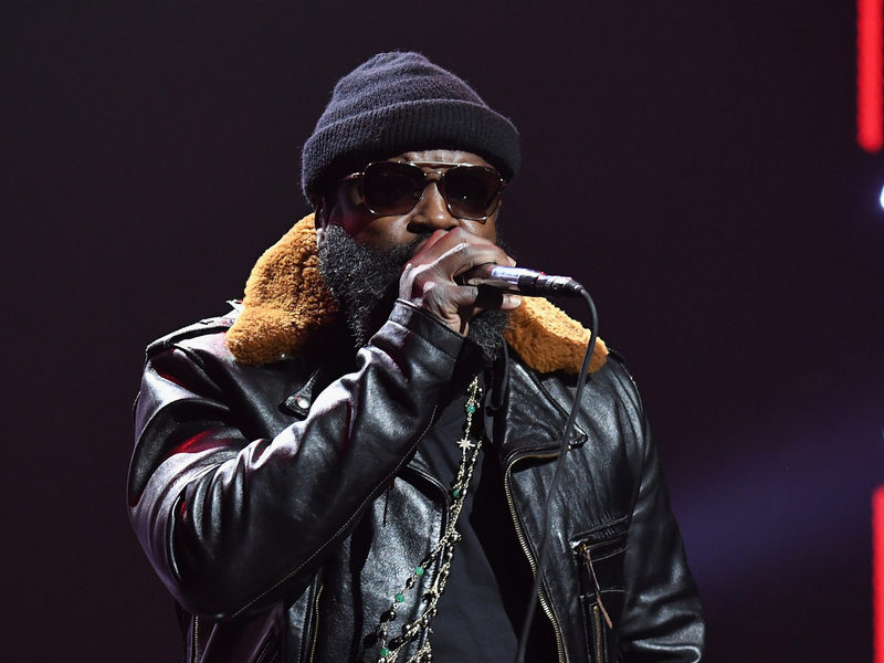Hot Fire: Black Thought Makes Surprise Appearance At Rapsody's Brooklyn Show
