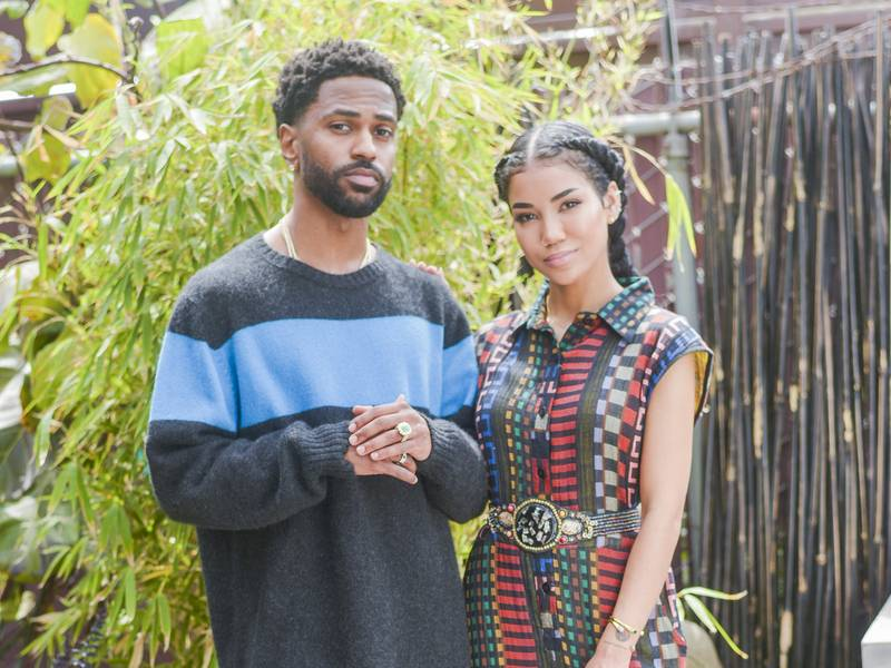 "Jhene Aiko Says ""Triggered"" Isn't A Big Sean Diss"