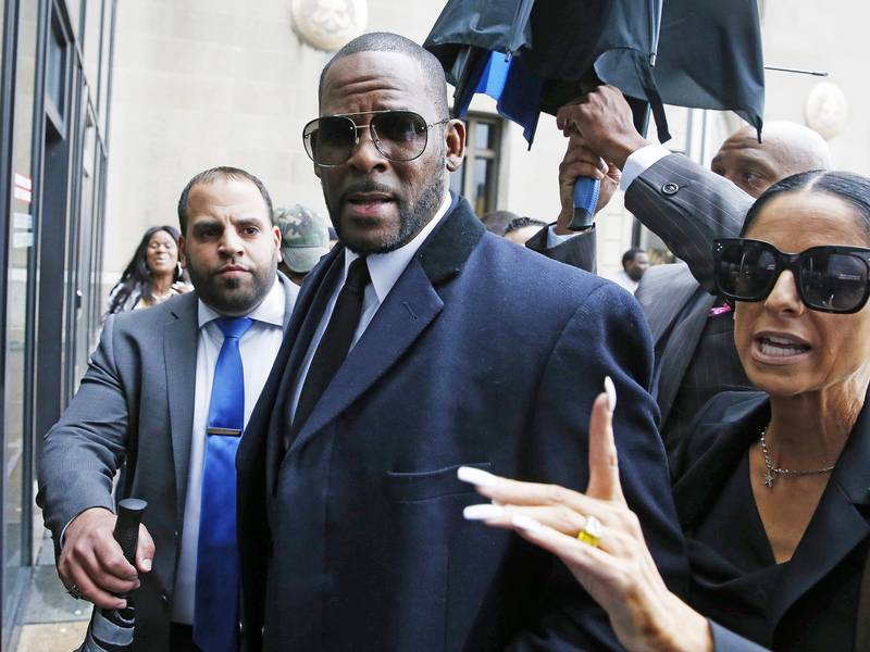 R. Kelly Now Allowed To Fight Sexual Abuse Lawsuit He Ignored