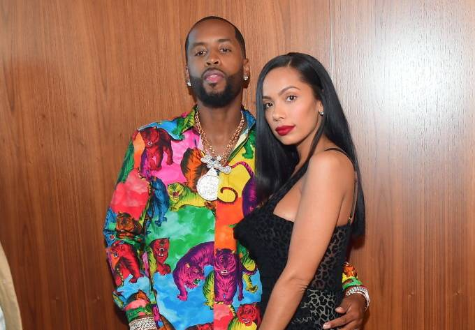 #DXCLUSIVE: Safaree Details Creating The 'Perfect' Wedding Song For Erica Mena