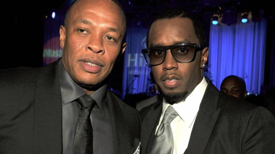 Diddy Crashes Ja Rule + Fat Joe Verzuz To Declare Dr. Dre Is His Only Worthy Opponent
