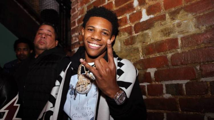 A Boogie Wit Da Hoodie Celebrates Double Platinum 'Hoodie SZN' By Teasing 'A-BOOGIE VS ARTIST'