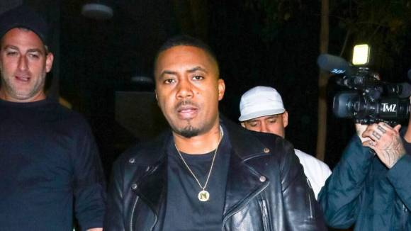 Nas Flexes His Musical Tastes With 'No Rap In My Playlist' On JAY-Z's TIDAL