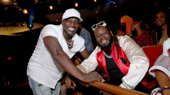 T-Pain Calls BS On Akon's Overview Of His Career
