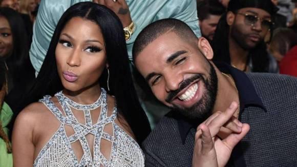Nicki Minaj Wishes Drake A Happy 34th Birthday As He's Roasted For 'Mac & Cheese With Raisins' Party Menu