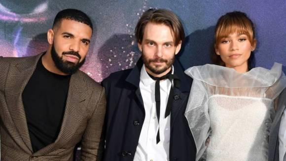 Drake & Zendaya Hype Upcoming 'Euphoria' Season 2 Doubleheader