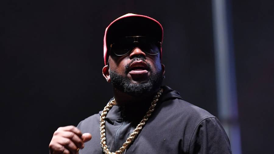 Big Boi Buys 150 Meals For Atlanta Poll Workers