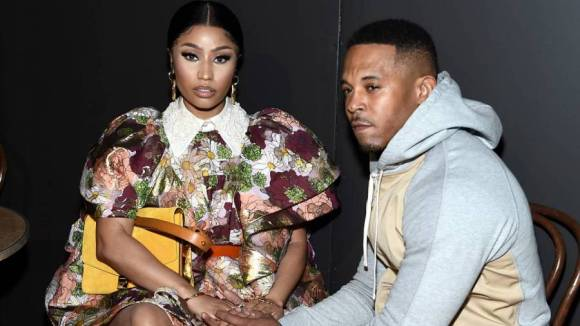Nicki Minaj's Son Now Has A Lifetime Supply Of Baby Adidas Yeezys