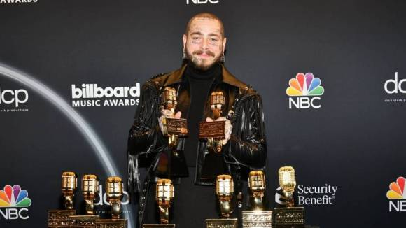 Post Malone Toasts To 9 Wins At 2020 Billboard Music Awards As Killer Mike Accepts Change Maker Award With $1M Donation