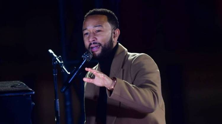 John Legend Suggests Lil Wayne, Ice Cube & Other Trump-Affiliated Rappers Are Trapped In 'The Sunken Place'