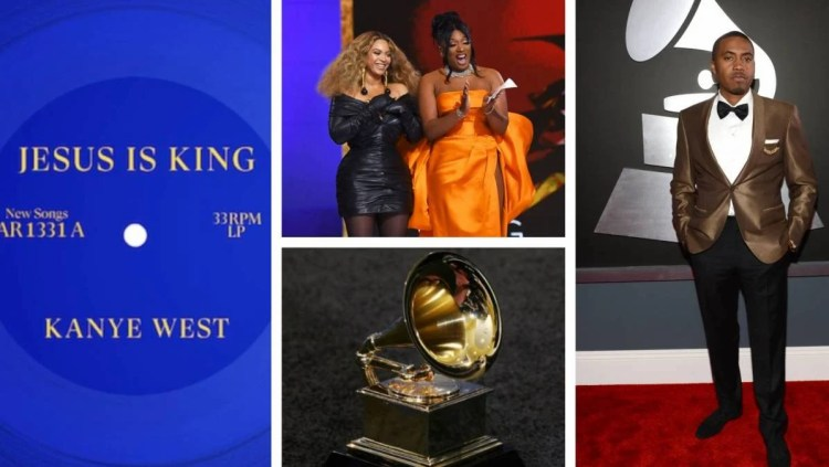 Nas, Megan Thee Stallion, Beyoncé & Thundercat Among 2021 Grammy Award Winners: See The Full List