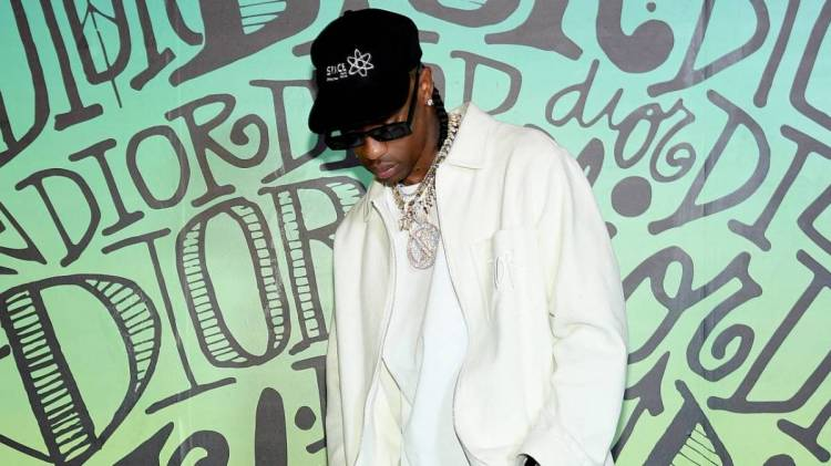 Say What?! ... Travis Scott Doesn't Like Branding Or Marketing