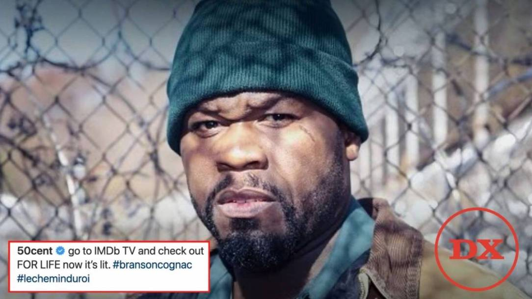 50 Cent Series 'For Life' Close To IMDb TV Move After ABC Cancelation