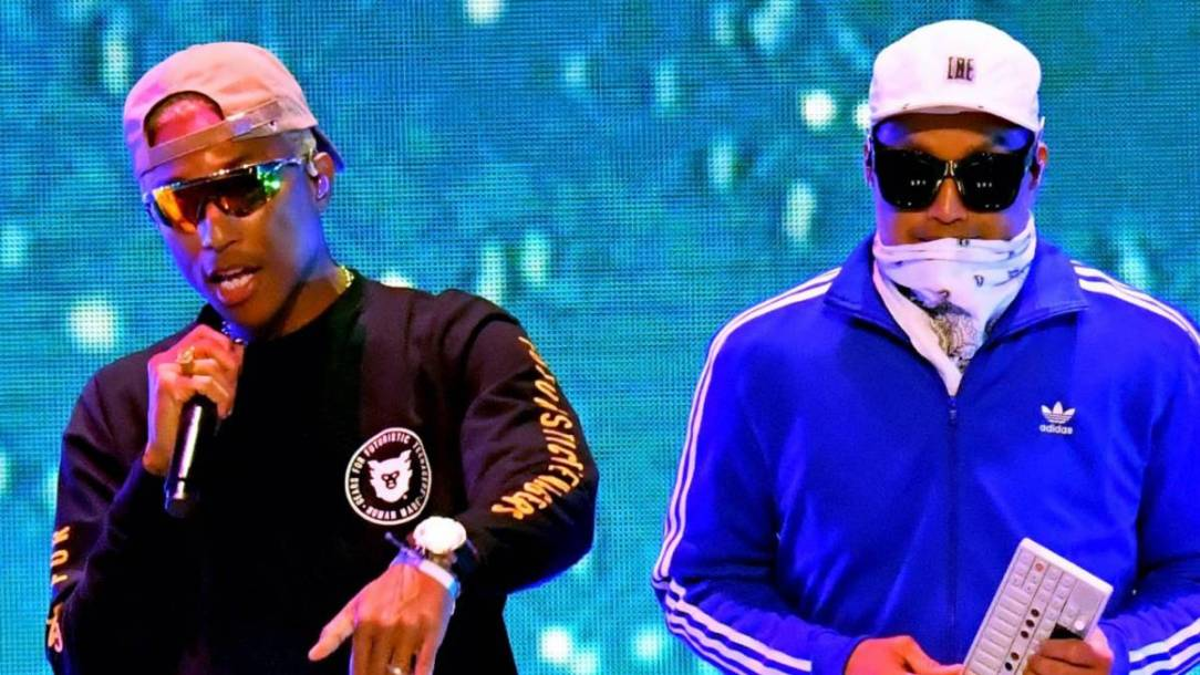 Billboard Proclaims Pharrell + The Neptunes The Greatest Hip Hop Producers Of 21st Century