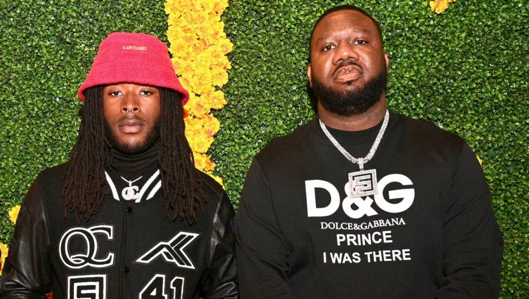 Quality Control Music Signs New Orleans Saints RB Alvin Kamara To Sports Agency