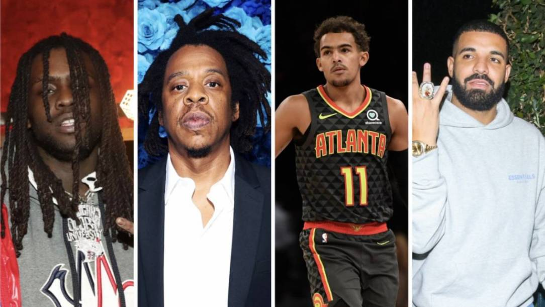 Chief Keef Demands JAY-Z Collaboration While NBA Star Trae Young Says Drake Is Better