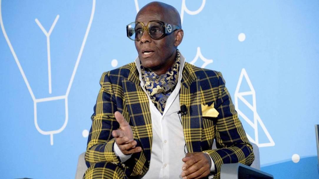 Hip Hop Fashion Legend Dapper Dan & Pepsi Team Up For NFL Collab