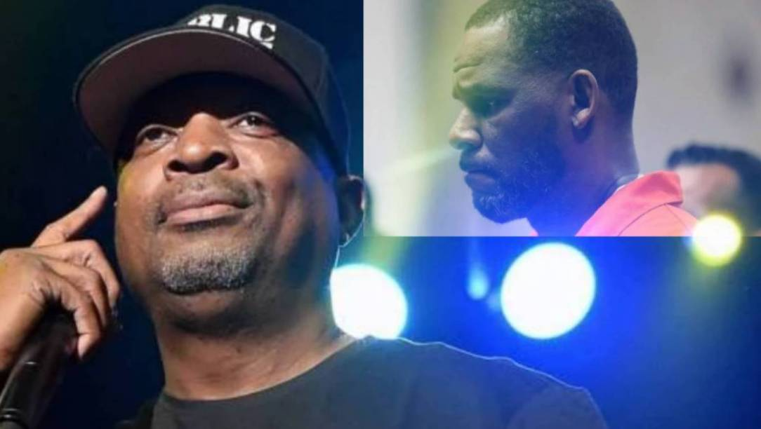 Chuck D Becomes Twitter Public Enemy With R. Kelly Debate: 'It's Not A Symphatic Question'