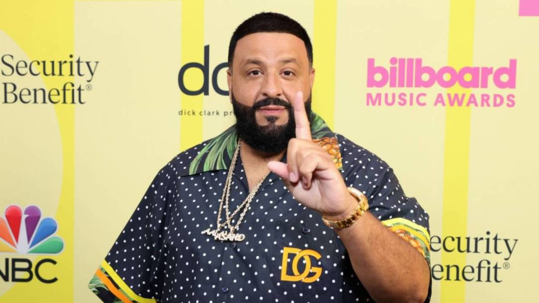 DJ Khaled Reveals Pick For Song Of The Summer - & No, It Isn't A Drake Or Kanye Record